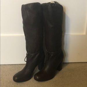 Authentic Prada boots